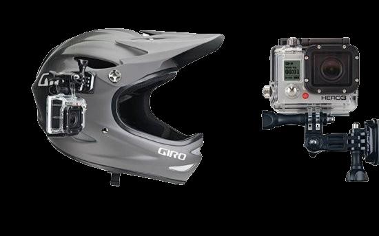 Oprema za akcione kamere