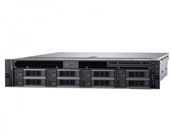 DELL PowerEdge R740 1x Xeon Silver 4110 8C 1x16GB H730P 2x300GB SAS 750W (1+1) 3yr NBD + Sine za Rack