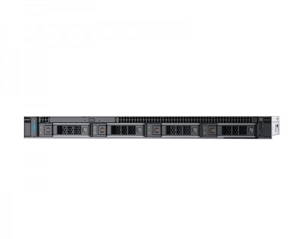 DELL PowerEdge R340 Xeon E3-2134 4C 1x16GB H330 600GB SAS 550W (1+1) 3yr NBD + Sine za Rack