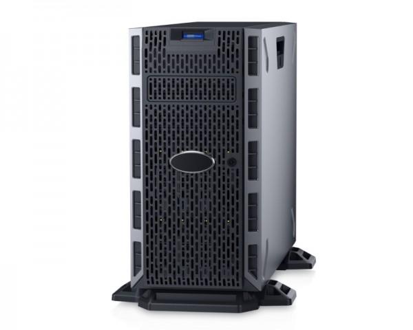 DELL PowerEdge T330 Xeon E3-1230 v6 4C 1x8GB H730 600GB SAS DVDRW 495W (1+0) 3yr NBD