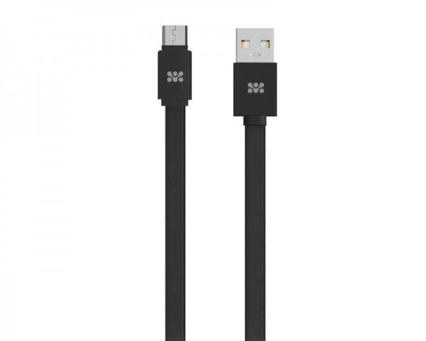 PROMATE linkMate-U2F MICRO-USB kabl 1.2m crni