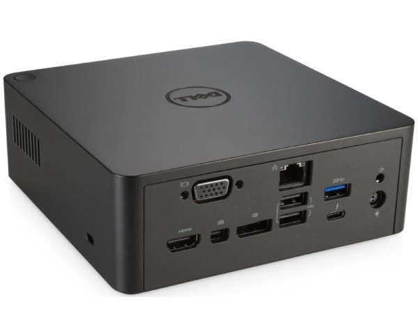 DELL TB16 Thunderbolt Dock with 240W AC Adapter