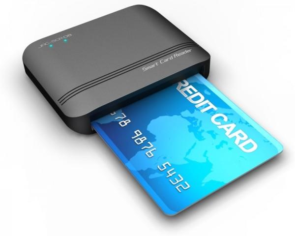 JAVTEC JAV-SCR08 Smart Card Reader Bulk