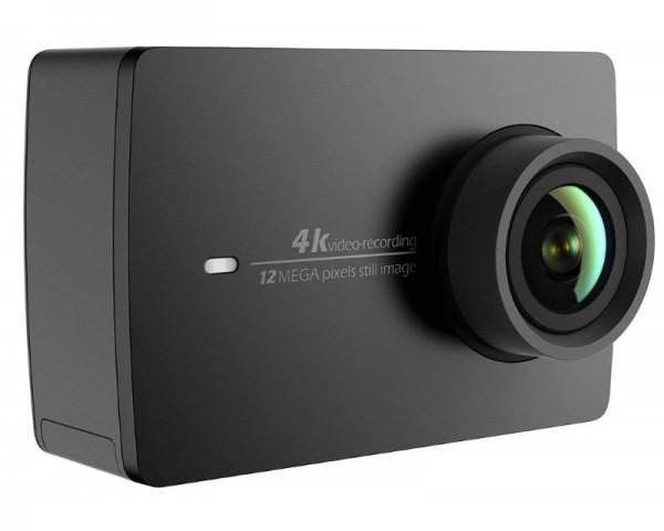 YI TECHNOLOGY 4k + Akciona kamera crna