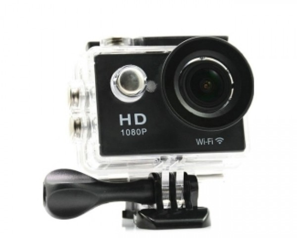 EKEN W9s Akciona kamera crna