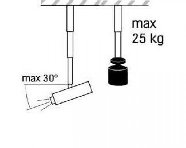 VEGA CM 25-930 univerzalni plafonski nosač za projektor