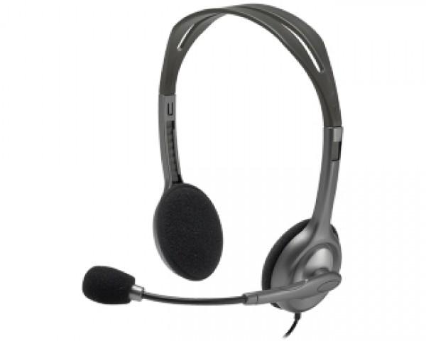 LOGITECH H111 Stereo Headset slušalice sa mikrofonom