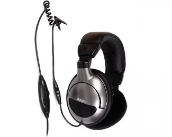 A4 TECH HS-800 Stereo Gaming slušalice sa mikrofonom