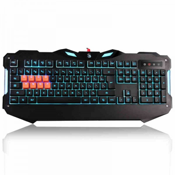 A4 TECH B328 Bloody Gaming USB US crna tastatura