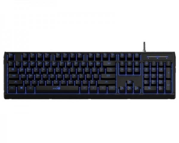 GENIUS K6 Scorpion Gaming USB YU crna tastatura