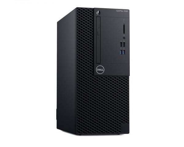 DELL OptiPlex 3060 MT i3-8100 4GB 1TB Ubuntu 3yr NBD