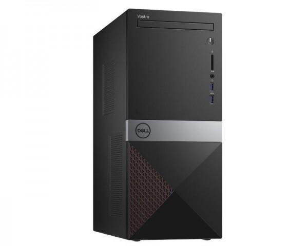 DELL Vostro 3670 MT i3-8100 4GB 1TB DVDRW Ubuntu 3yr NBD + WiFi