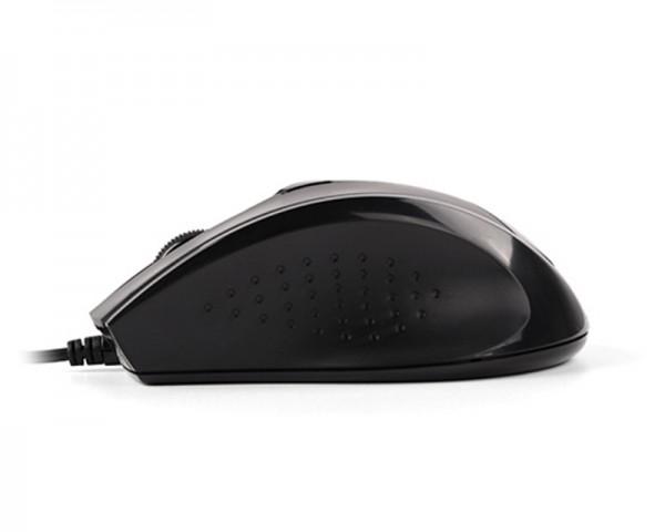 A4 TECH N-600X-1 V-Track miš USB crni
