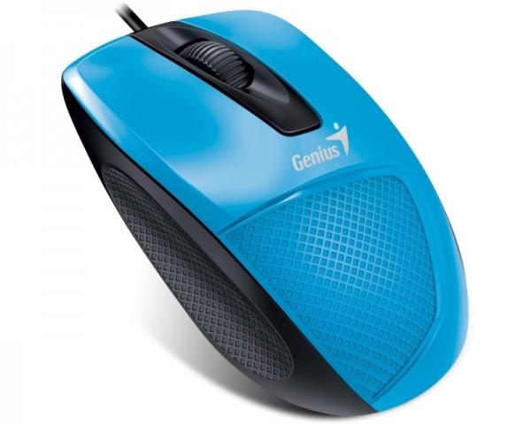 GENIUS DX-150X USB Optical plavi miš