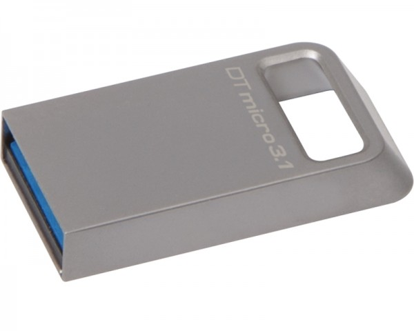 KINGSTON 32GB DataTraveler Micro USB 3.1 flash DTMC332GB srebrni