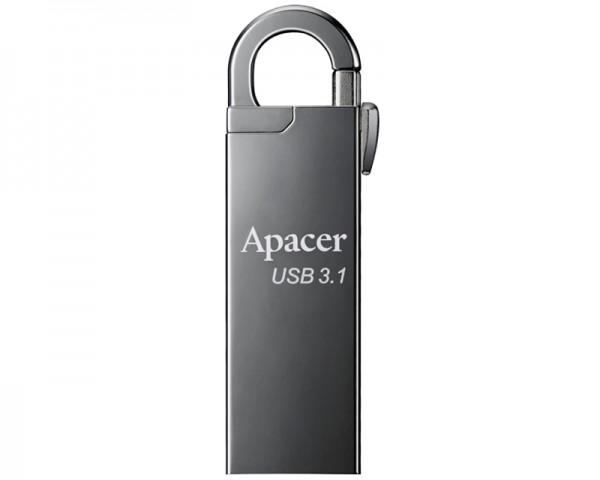 APACER 32GB AH15A USB 3.1 flash sivi