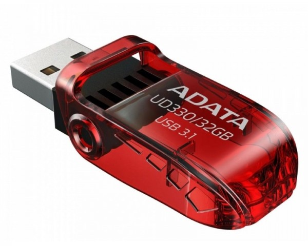 A-DATA 32GB 3.1 AUD330-32G-RRD crveni