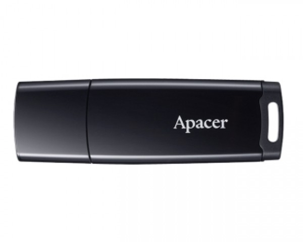 APACER 64GB AH336 USB 2.0 flash crni