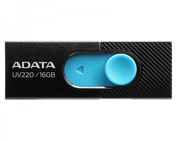A-DATA 16GB 2.0 AUV220-16G-RBKBL crno plavi