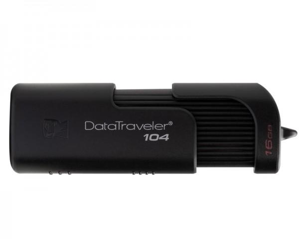 KINGSTON 16GB DataTraveler USB 2.0 flash DT10416GB