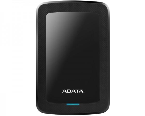 A-DATA 2TB 2.5'' AHV300-2TU31-CBK crni eksterni hard disk