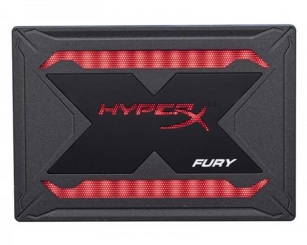 KINGSTON 240GB 2.5'' SATA III SHFR200240G HyperX FURY RGB