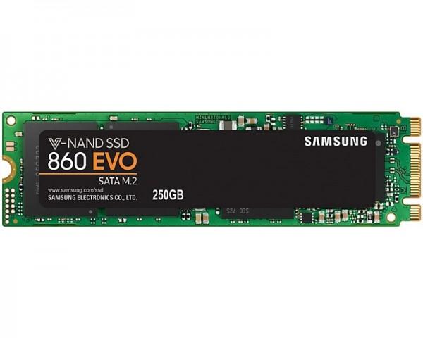 SAMSUNG 250GB M.2 MZ-N6E250BW 860 EVO Series SSD