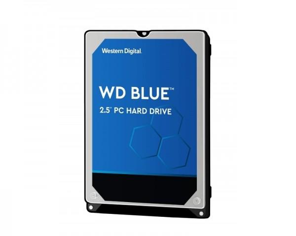 WD 2TB 2.5'' SATA 128MB 5.400rpm WD20SPZX Blue