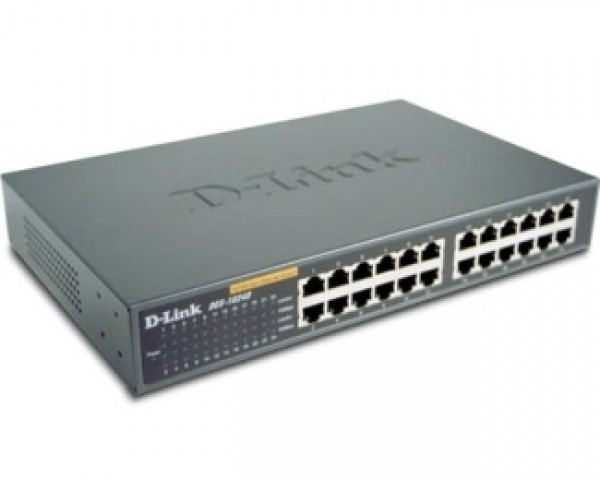D-LINK DES-1024D 24port switch