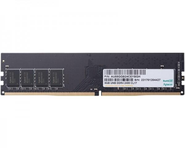 APACER DIMM DDR4 8GB 2400MHz EL.08G2T.GFH