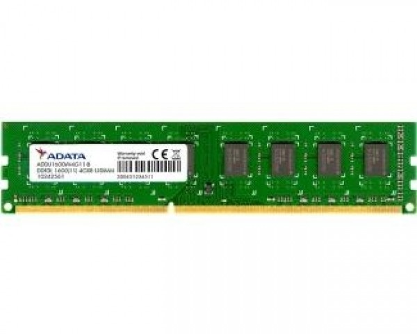 A-DATA DIMM DDR3 4GB 1600MHz ADDU1600W4G11-B