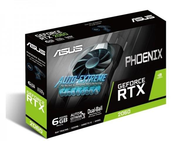 ASUS nVidia RTX 2060 6GB (PH-RTX2060-6G) Grafička kartica