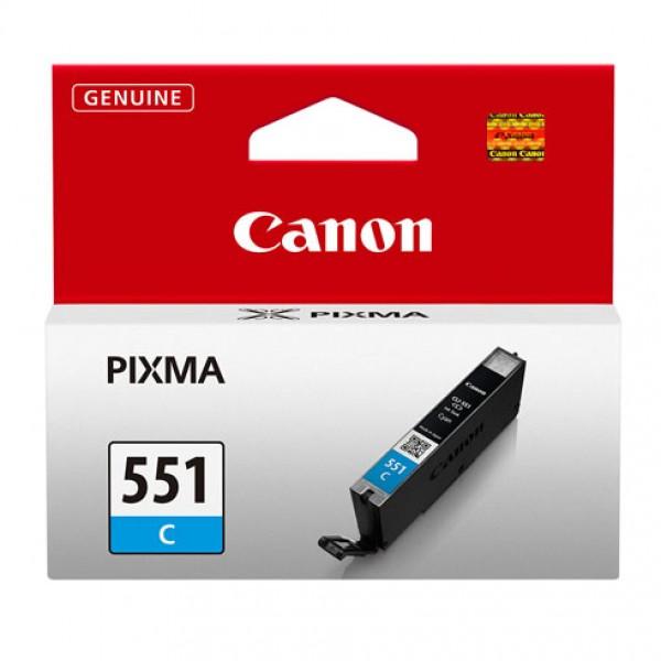 Toner Canon CLI-551 C EUR