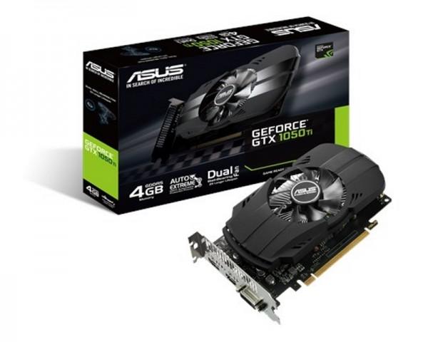 ASUS nVidia GTX 1050 Ti 4GB (PH-GTX1050TI-4G) Grafička kartica