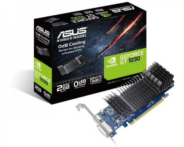 ASUS GT 1030 2GB (GT1030-SL-2G-BRK) Grafička kartica