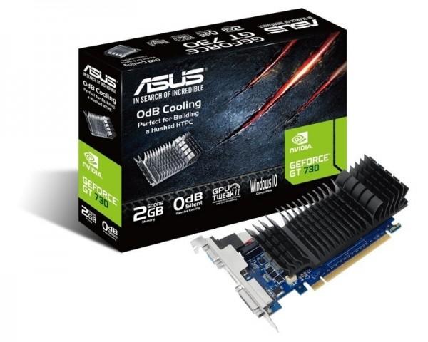 ASUS nVidia GT730-SL-2GD5-BRK Grafička kartica