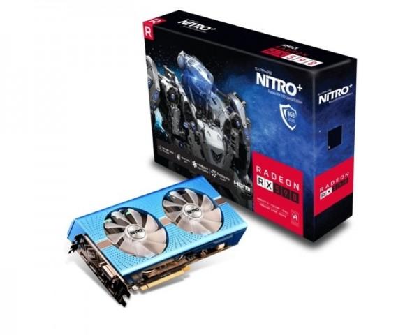 SAPPHIRE AMD Radeon RX 590 8GB 256bit NITRO+ RX 590 8G D5 ( 11289-01-20G)