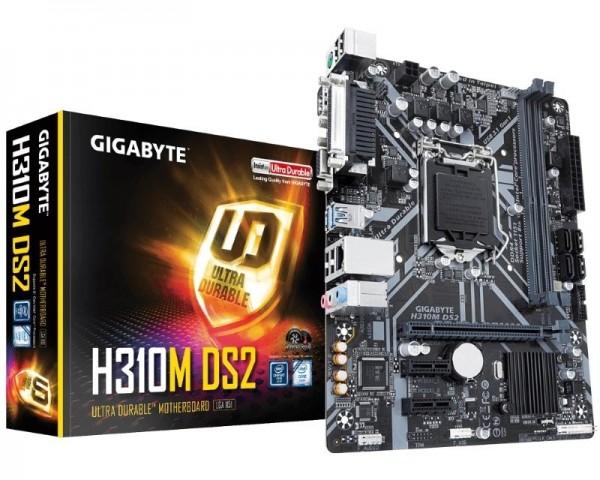 GIGABYTE H310M DS2 2.0 rev.1.0