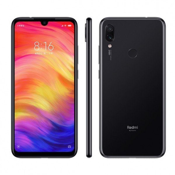 Xiaomi Redmi 7 EU 3+32 Eclipse Black