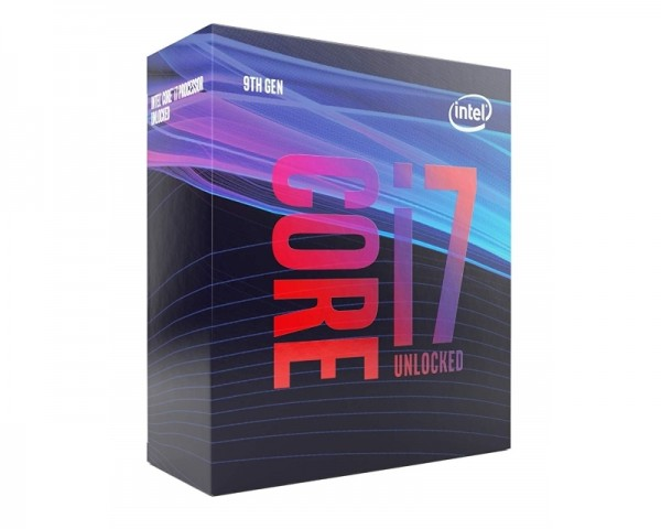 INTEL Core i7-9700K 8-Core 3.6GHz (4.9GHz) Box Procesor