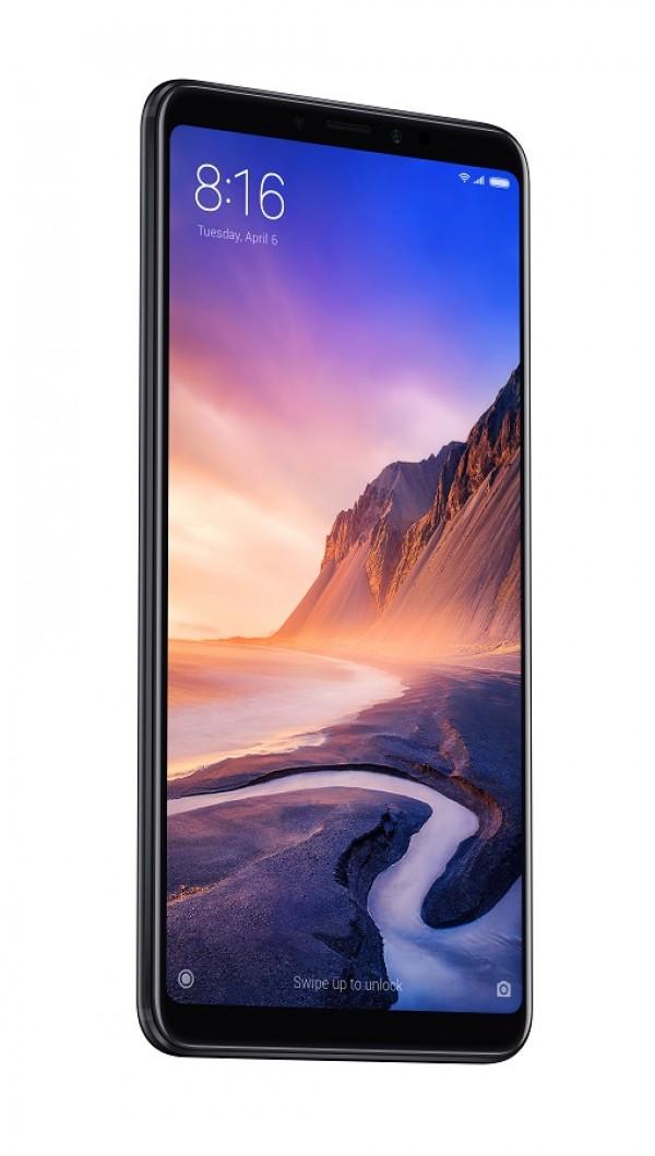 Xiaomi Mi Max 3 EU 4+64 Black