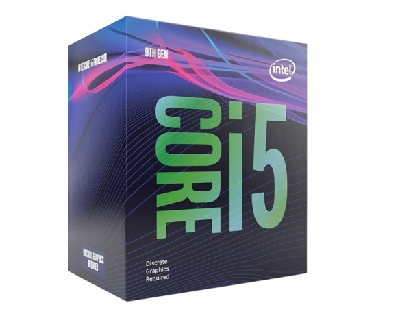 INTEL Core i5-9400F 6-Core 2.9GHz (4.1GHz) Box Procesor