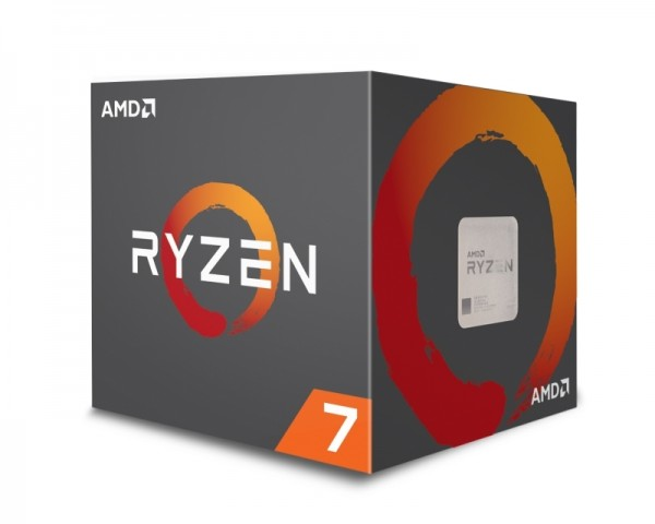 AMD Ryzen 7 2700X 8C 3.7GHz (4.3GHz) Box AM4 Procesor