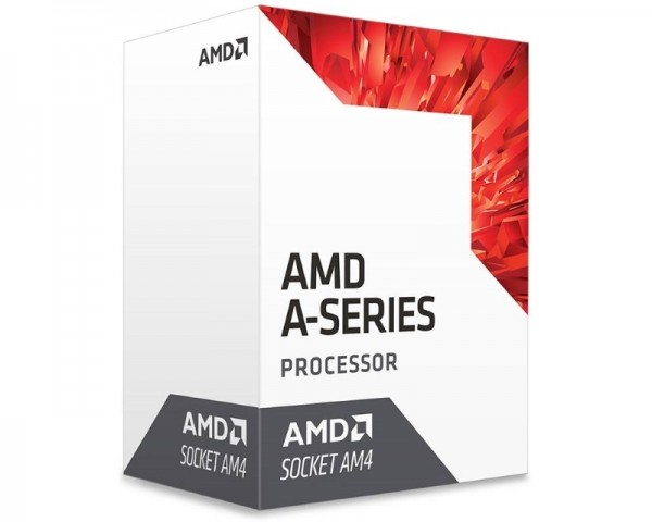 AMD A10-9700 4 cores 3.5GHz (3.8GHz) Radeon R7 Box Procesor