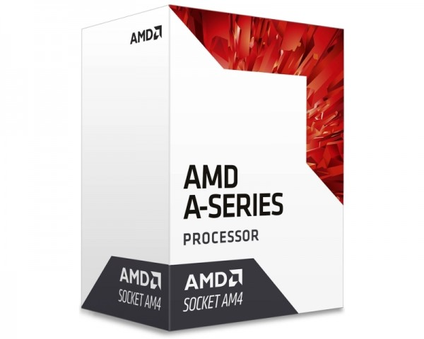 AMD A8-9600 4 cores 3.1GHz (3.4GHz) Radeon R7 Box AM4 Procesor