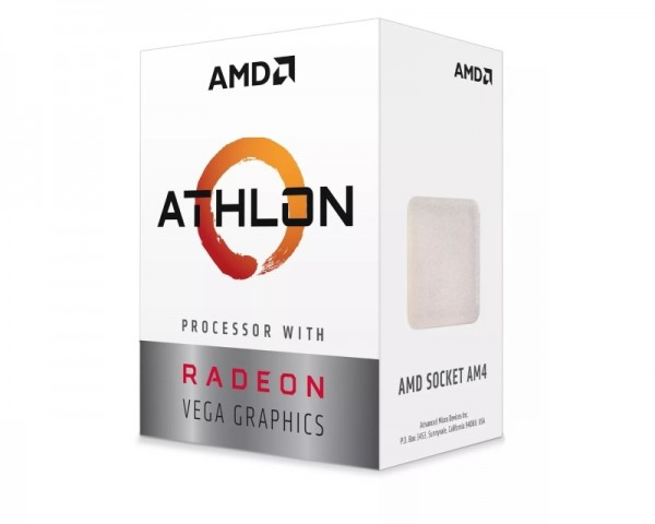 AMD Athlon 200GE 2 cores 3.2GHz Box Procesor