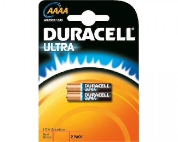 DURACELL Baterija alkalna LR61AAAA 2kom.