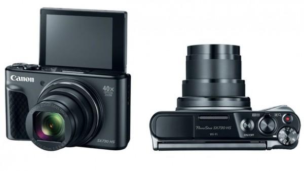 Kamera Canon PowerShot SX730HS BLACK