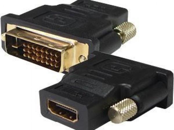 MS Adapter HDMI-F-DVI-M konverter
