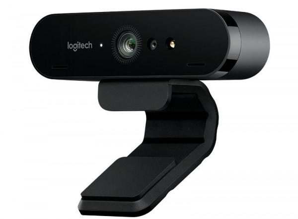 Logitech BRIO 4K Ultra HD Video Conference Webcam